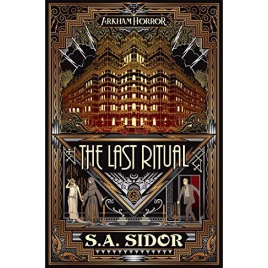 Arkham Horror Novel - The Last Ritual
