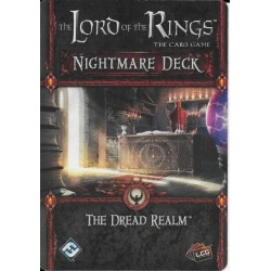 The Lord of the Rings LCG - The Dread Realm (Nightmare Deck)