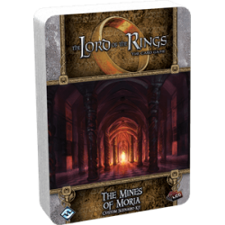 The Lord of the Rings LCG - The Mines of Moria