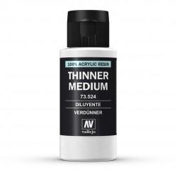 Vallejo - Thinner Medium