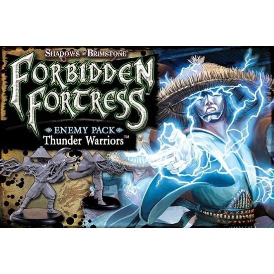 Shadows of Brimstone - Forbidden Fortress - Thunder Warriors