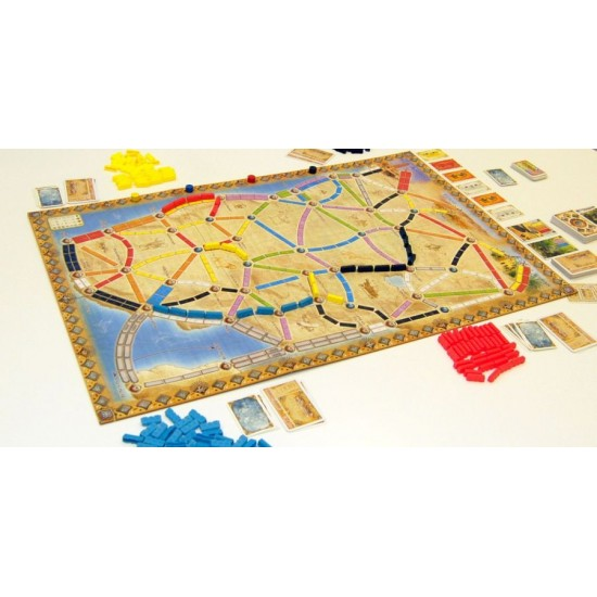 Ticket to Ride - Map Collection Africa