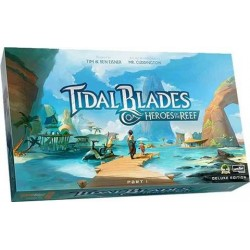 Tidal Blades Heroes of the Reef Deluxe Edition + Angler's Cove