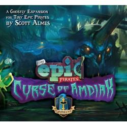 Tiny Epic Pirates - Curse of Amdiak