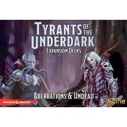 Tyrants of the Underdark - Aberrations & Undead