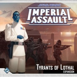 Imperial Assault - Tyrants of Lothal [Outer Box Slightly Damaged]