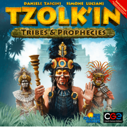 Tzolkin - Tribes and Prophecies
