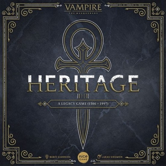 Vampire the Masquerade - Heritage