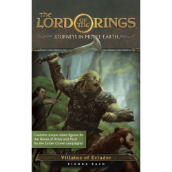 Lord of the Rings - Journeys in Middle Earth - Villains of Eriador