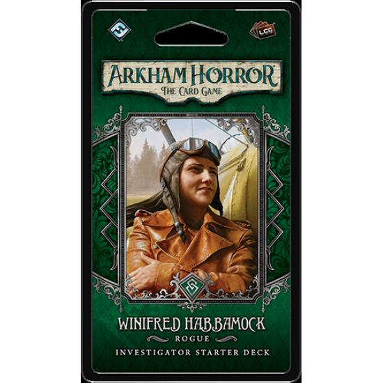 Arkham Horror LCG - Winifred Habbamock