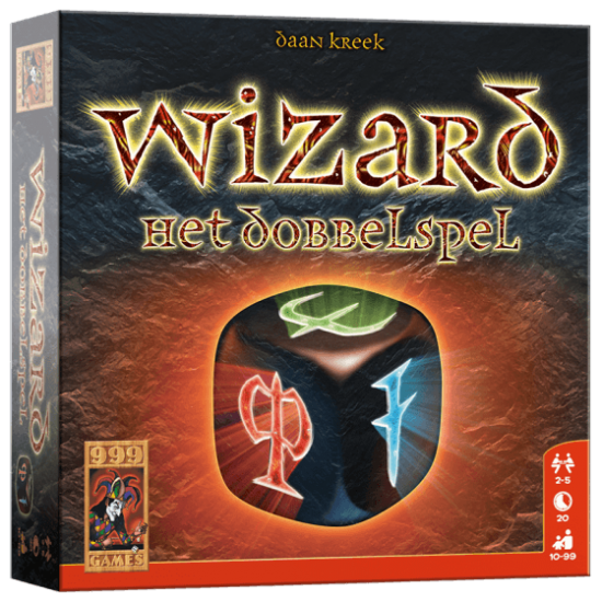 Wizard Dice Game