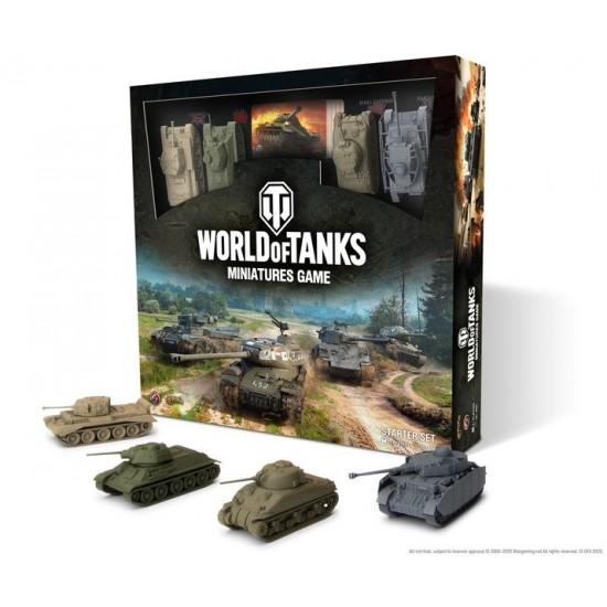 World of Tanks - Miniature Game