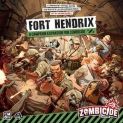 Zombicide - 2nd Edition - Fort Hendrix