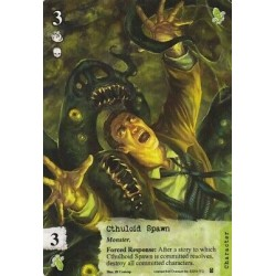 Call of Cthulhu LCG - Cthuloid Spawn Alternative Art