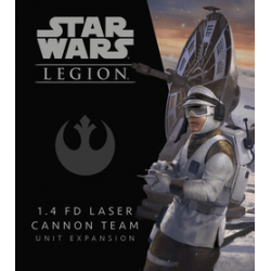Star Wars Legion - 1.4 FD Laser Cannon