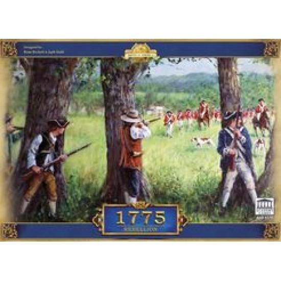 1754 Rebellion - The American Revolution