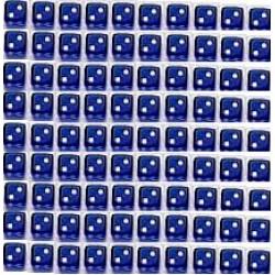 Mini Dobbelsteen D6 (5 mm) - Blue