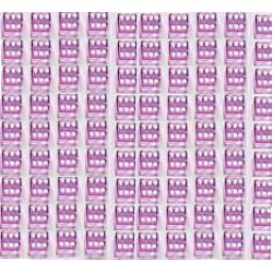 Mini Dobbelsteen D6 (5 mm) - Purple