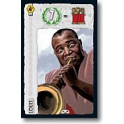 7 Wonders - Leader Louis (Extra Card)