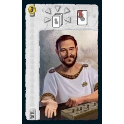 7 Wonders - Leader Wil (Additional Card)