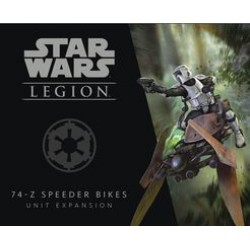 Star Wars Legion - 74-Z Speeder Bikes