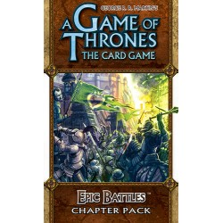 A Game of Thrones LCG - Epic Battles