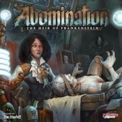 Abomination - The Heir of Frankenstein