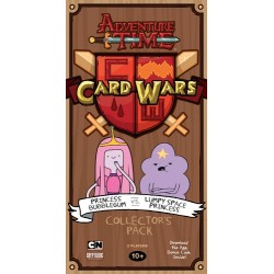 Adventure Time Card Wars - Princess Bubblegum Vs. Lumpy Space Princess
