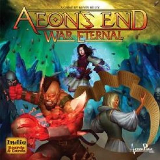 Aeon's End War Eternal - Card Dividers