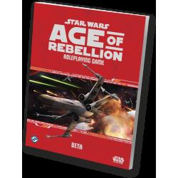 Star Wars - Age of Rebellion - Beta - Core Book