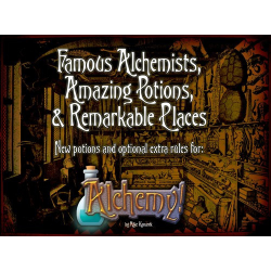Alchemy! Expansion