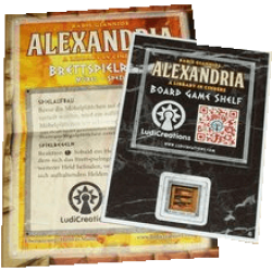 Alexandria - Mini Expansion