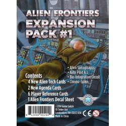 Alien Frontiers - Expansion Pack 1