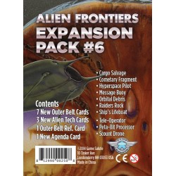Alien Frontiers - Expansion Pack 6
