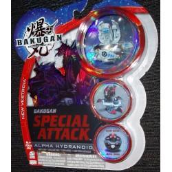 Bakugan - Special Attack - Alpha Hydronoid, Heavy Metal