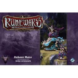Runewars Miniatures Game - Ankaur Maro Hero