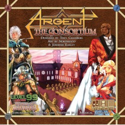 Argent - The Consortium 2nd Edition