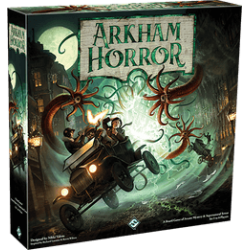 Arkham Horror 3th Edition + Deluxe Rulebook