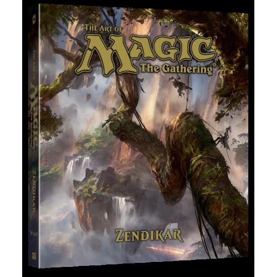 Art of Magic the Gathering - Zendikar