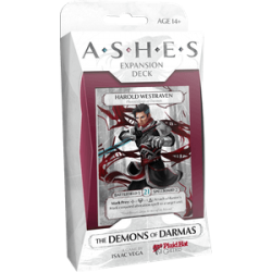 AAshes - Rise of the Phoenixborn - The Demons of Darmas