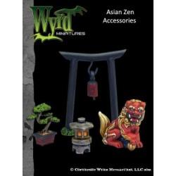 Asian Zen Bases Accessoires