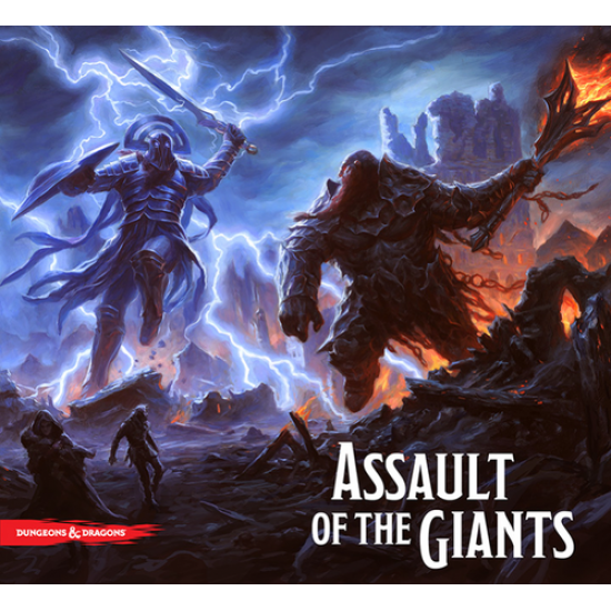 Assault of the Giants Premium Edition