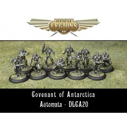 Convenant of Antarctica - Automata