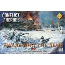 Conflict of Heroes - Awakening the Bear 3th Edition