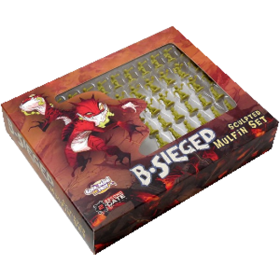 B-Sieged - Sculpted Mulfin Set