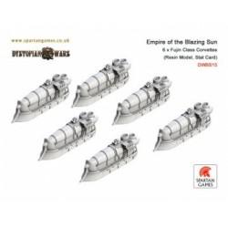 Empire of the Blazing Sun - Fujin