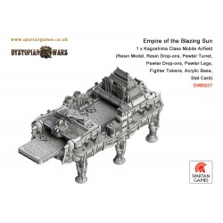 Empire of the Blazing Sun - Kagoshima