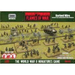 Flames of War - Barbed Wire