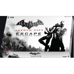 Batman - Arkham City Escape Boardgame
