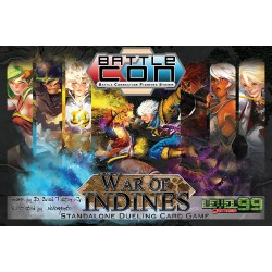 BattleCON - War of Indines Remastered